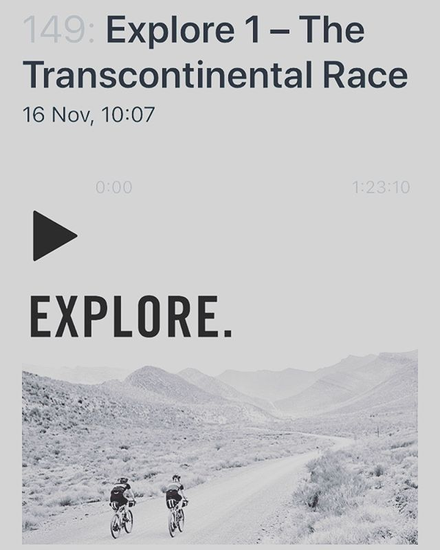 Super proud of this new series I've produced for @thecyclingpodcast #keepcyclingrad #tbonecycles #cycletouring #explore #explorebybike #transcontinental #tcr #cycling #podcast #podcaster #cyclingpics #cyclingphotos #cyclinglife