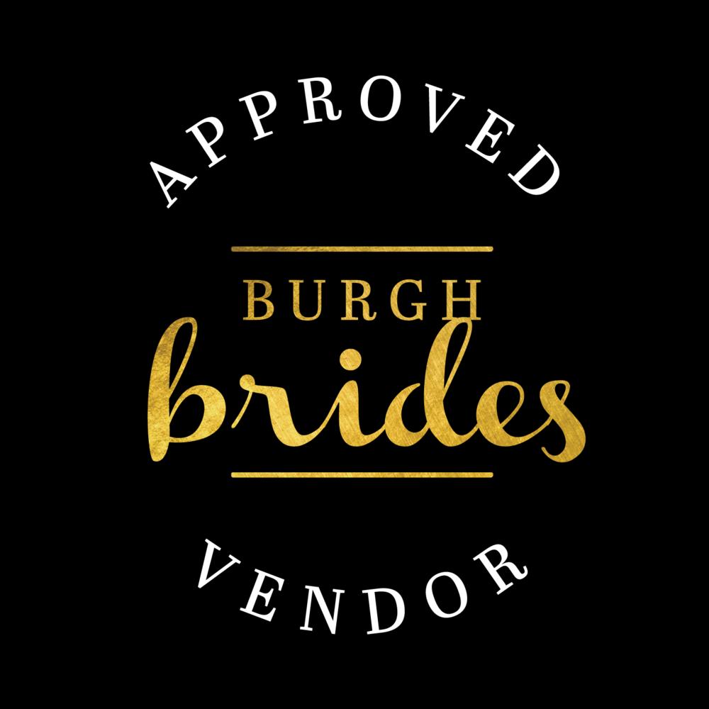 Approved Burgh Brides Vendor