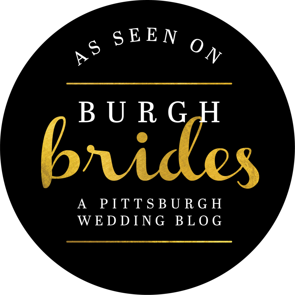 As Seen on Burgh Brides Pittsburgh Wedding Blog