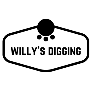 Willy's Digging