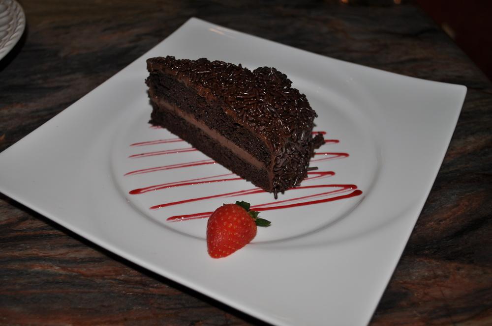 Brazilian Brigadeiro (Chocolate) Cake
