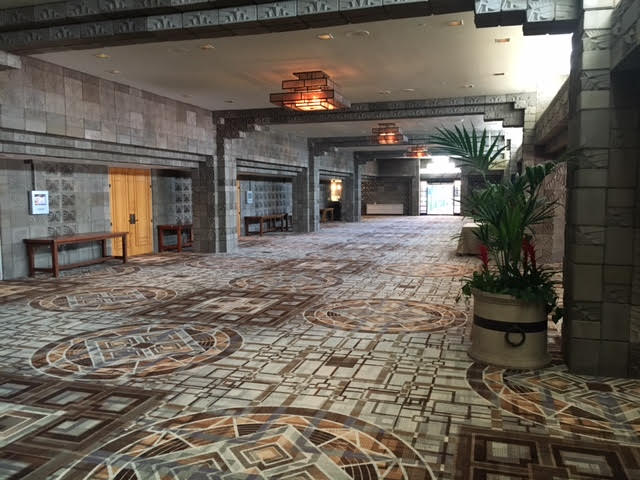 Arizona Biltmore Convention Center interior.  @SmartMeetings