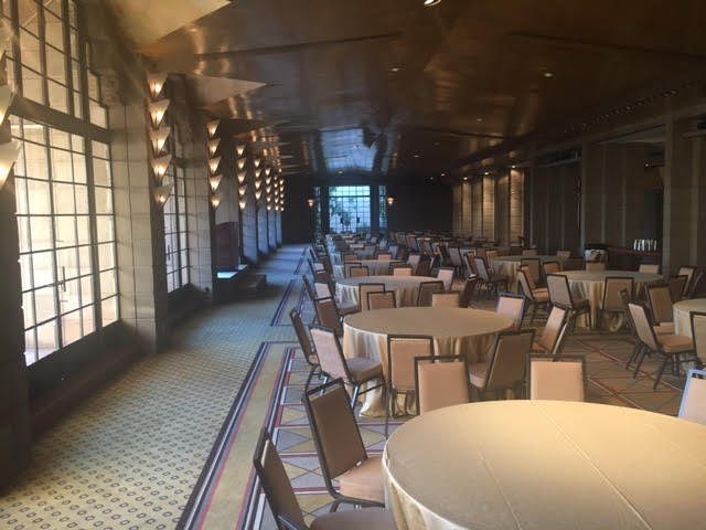 Gold Room at Arizona Biltmore.  @SmartMeetings.