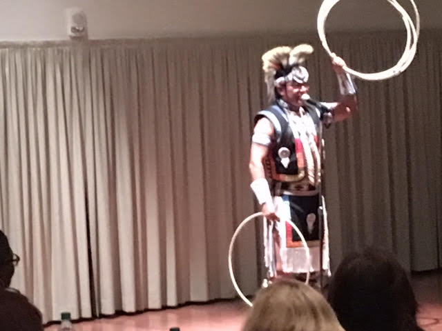 Celebrating Native American Culture at Heard Museum.  @SmartMeetings.