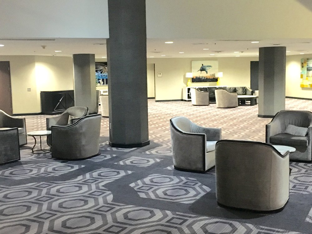 Pre-Function space @SheratonLAX