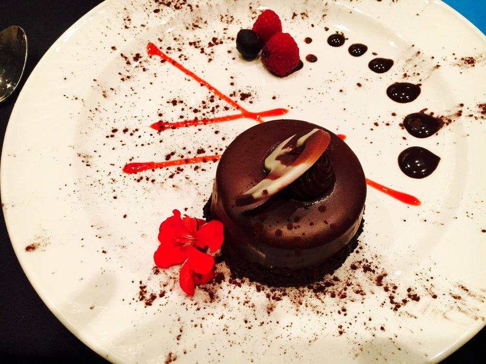 Dessert - HSMAI at Sheraton Universal