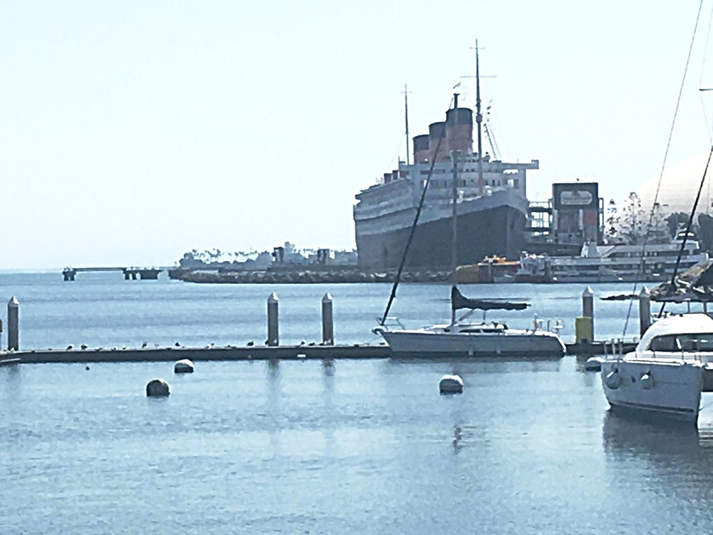 Hotel Maya located across from the Queen Mary - Long Beach