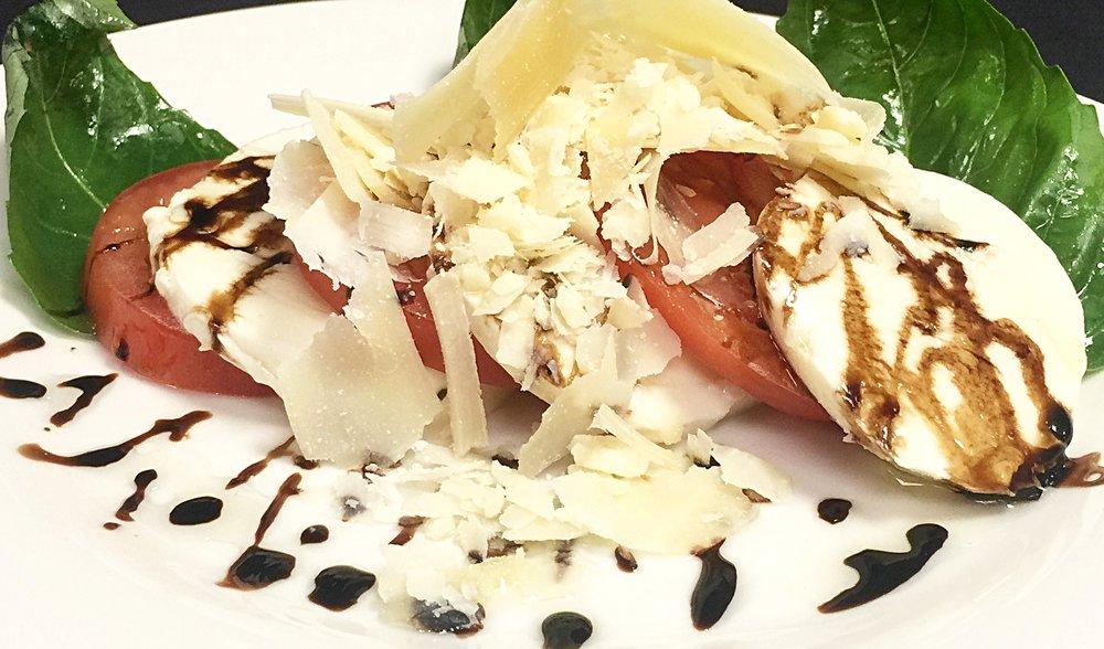 Tomato & Mozzarella Salad @SheratonUniv