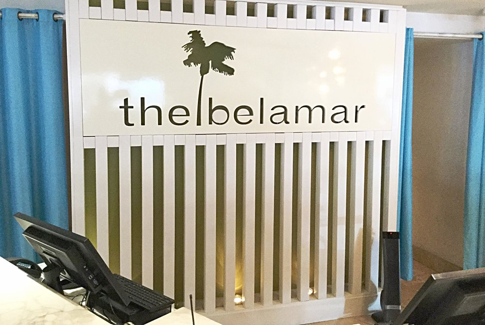 @TheBelamarHotel - 127 room boutique hotel - Manhattan Beach