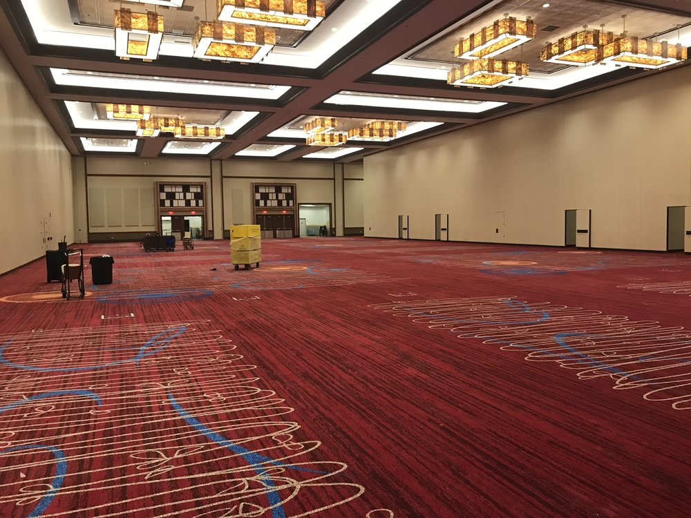 Over 100,000 square feet of flexible Event Space. @HarrahsAtlanticCity