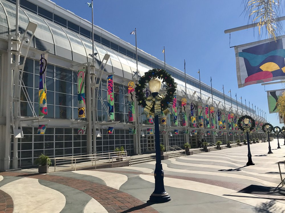 Long Beach Convention Center - 422,944 square feet of Event Space