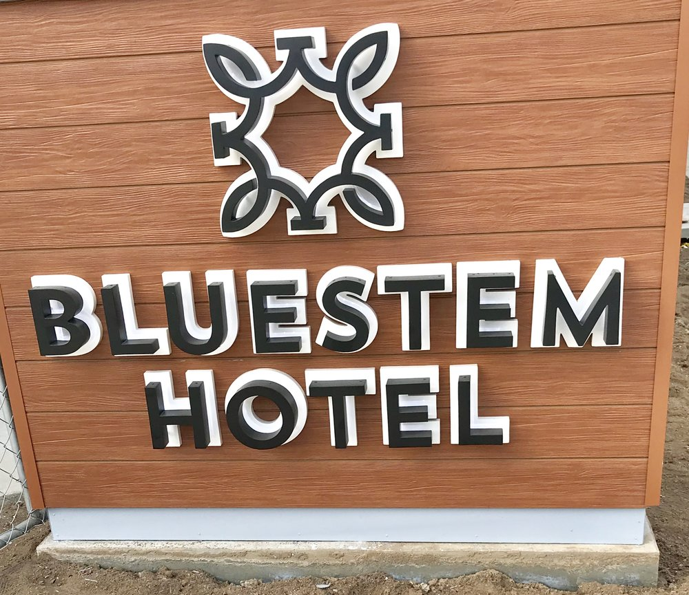 Hard Hat tour of the new BlueStem Hotel in Torrance, CA - OPENING JANUARY 2019
