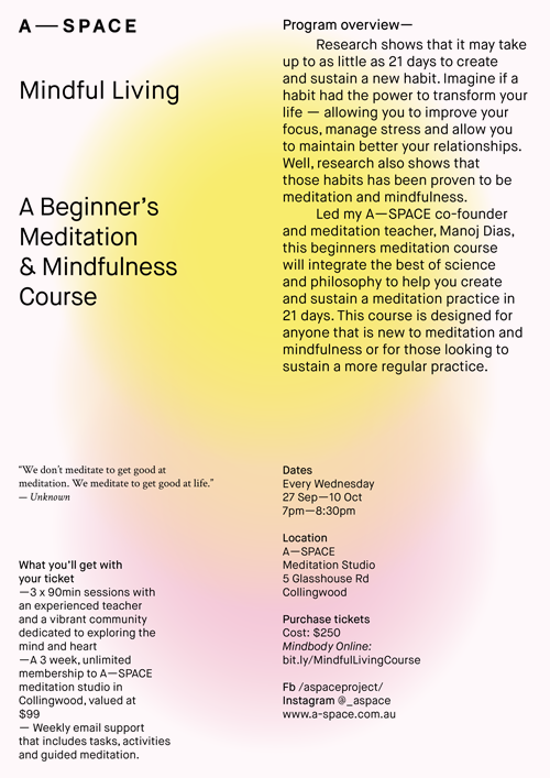 Mindful-Living-—-Beginners-Course-A3-Poster.png