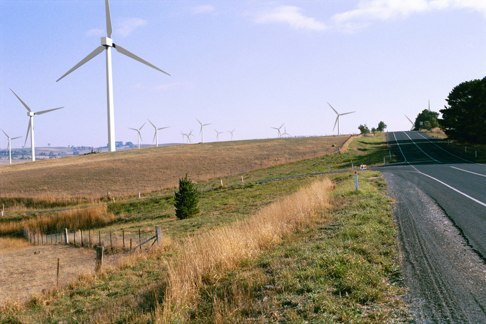 Crookwell Wind Farm EIS