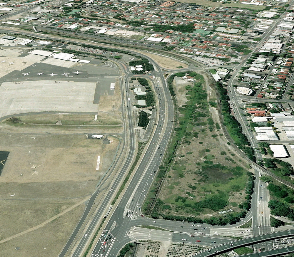 Westconnex Enabling Works, Sydney Airport East