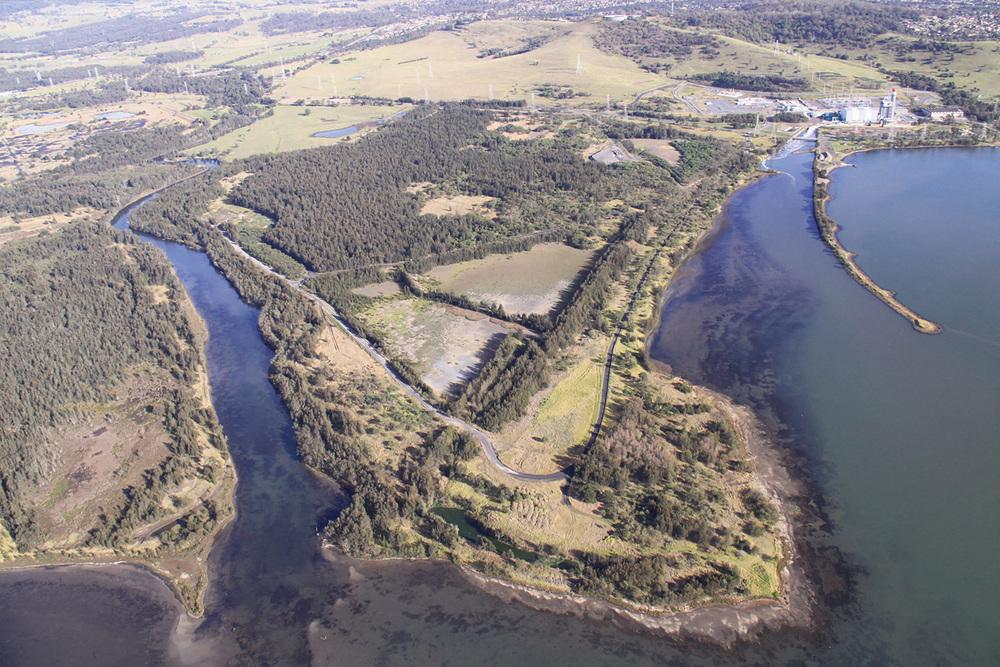 Tallawarra Lands Landscape Master Plan