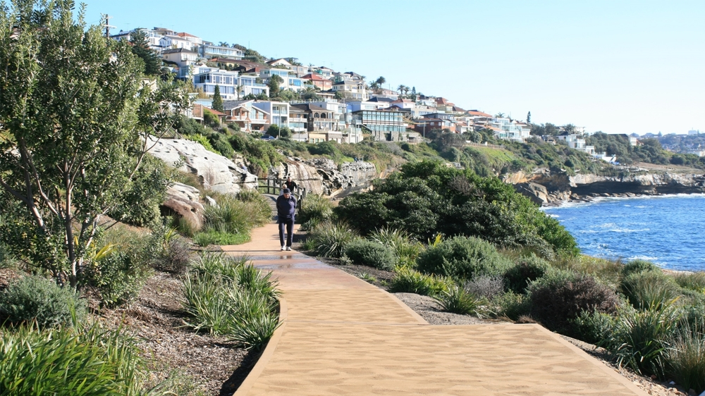 Coastal Walk Upgrade - Coogee South