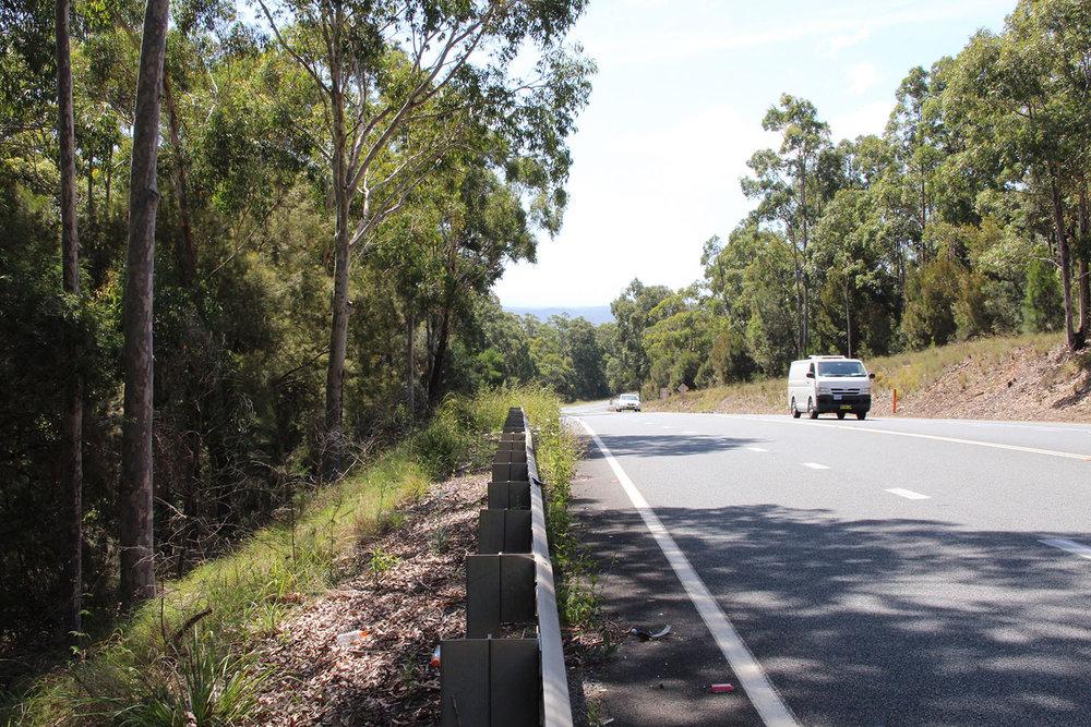 A1 Princes Motorway travelling north.JPG
