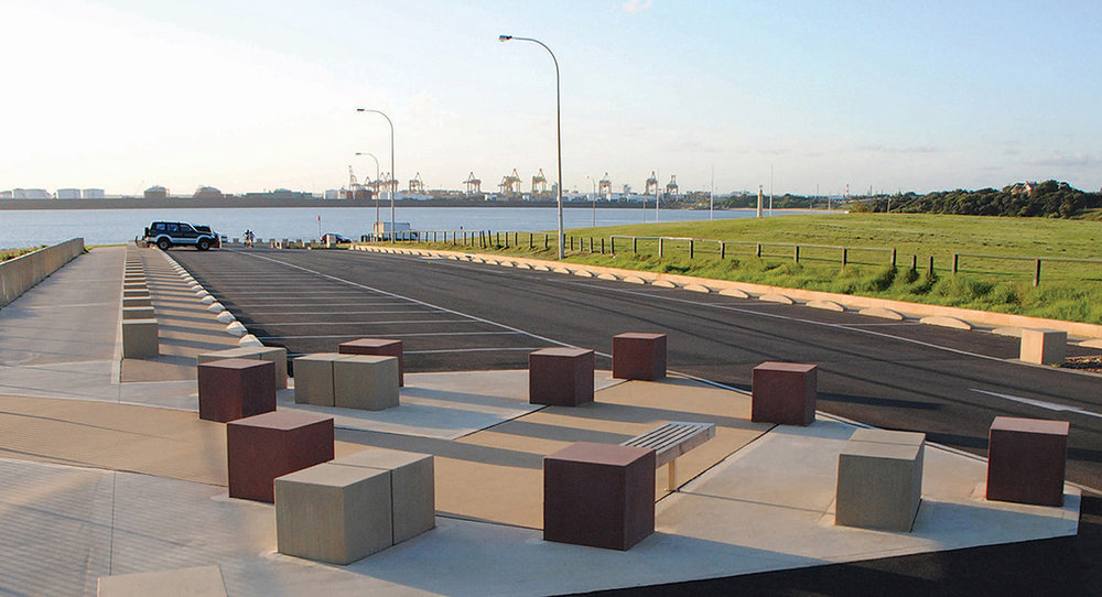 9-view west along Coastal Walk to Port Botany on skyline.jpg
