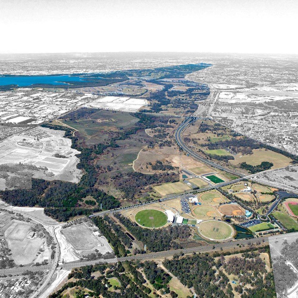 Western Sydney Regional Parklands