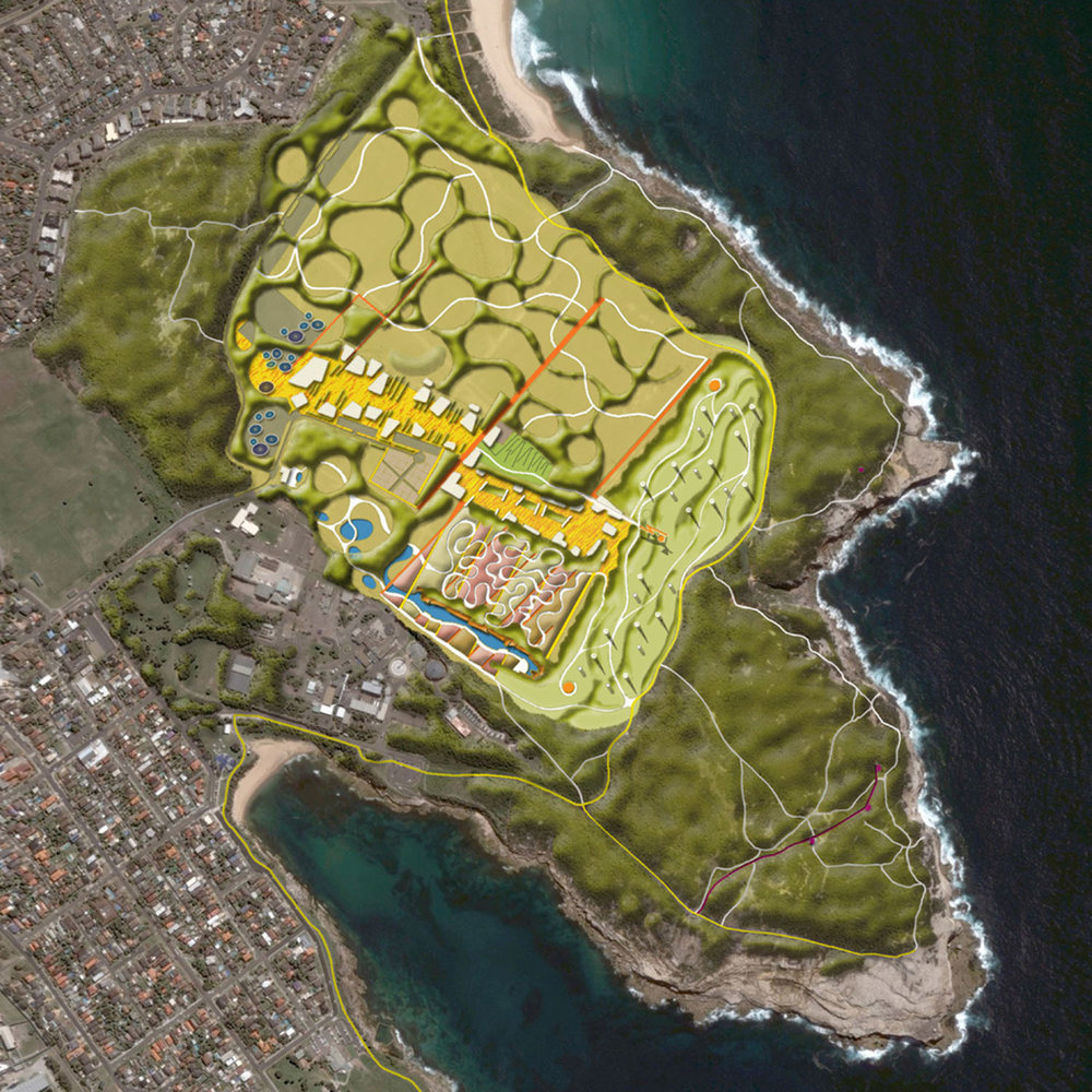 Malabar Headland Master Plan - Design Competition