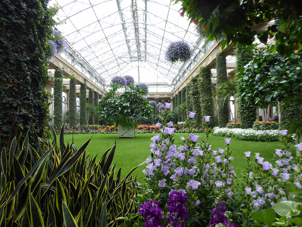 Longwood Gardens — Corkery Consulting