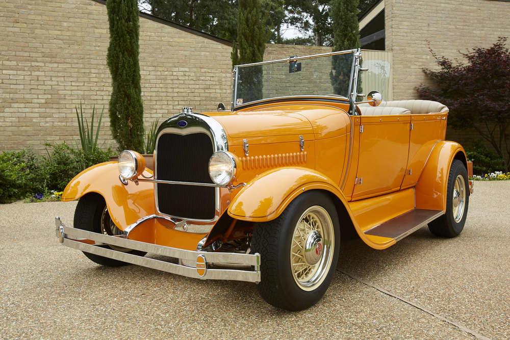 1929 Ford '28 Model A Phaeton