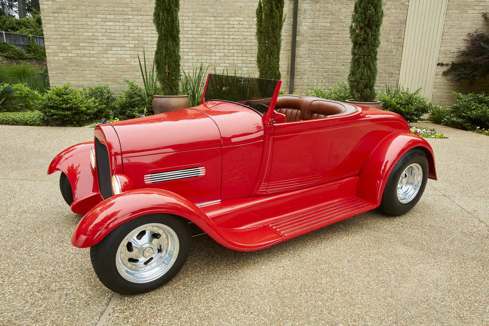 1929 Ford '29 Model A Roadster