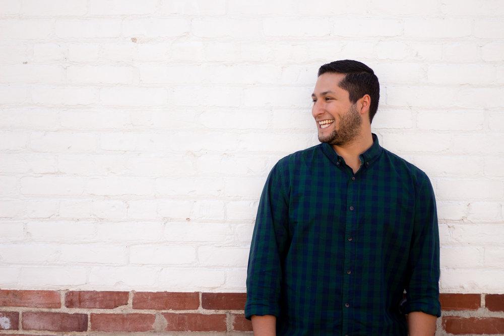 Jonathon Murillo, Dust & Breath Founder