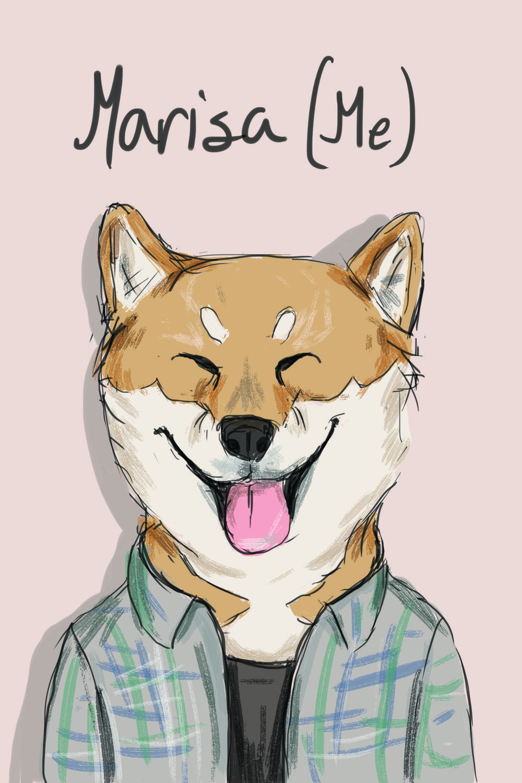 Me as a dog