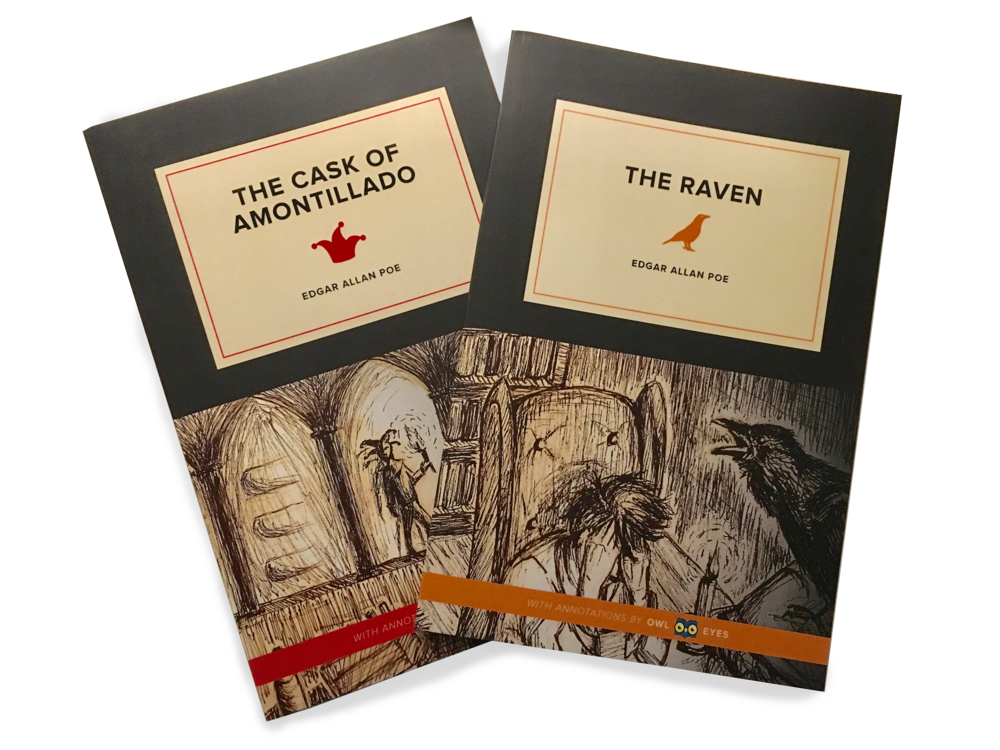 Copies of OwlEyes books with illustrated covers