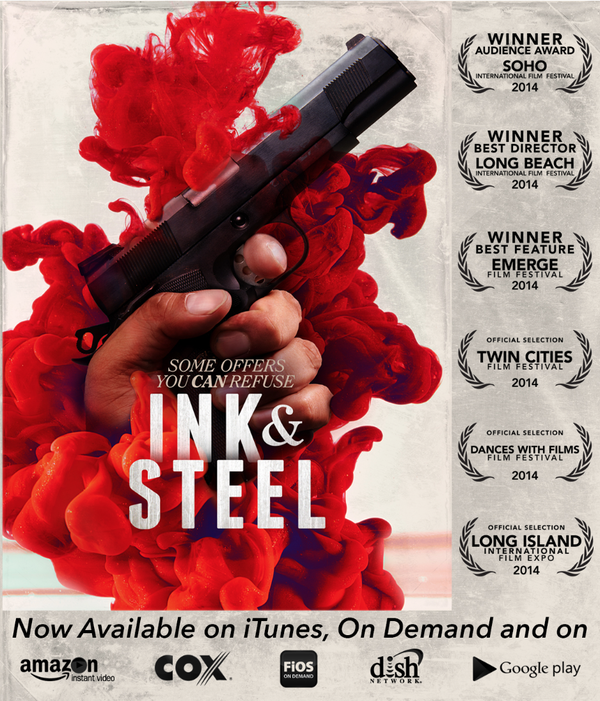 Ink & Steel - Feature
