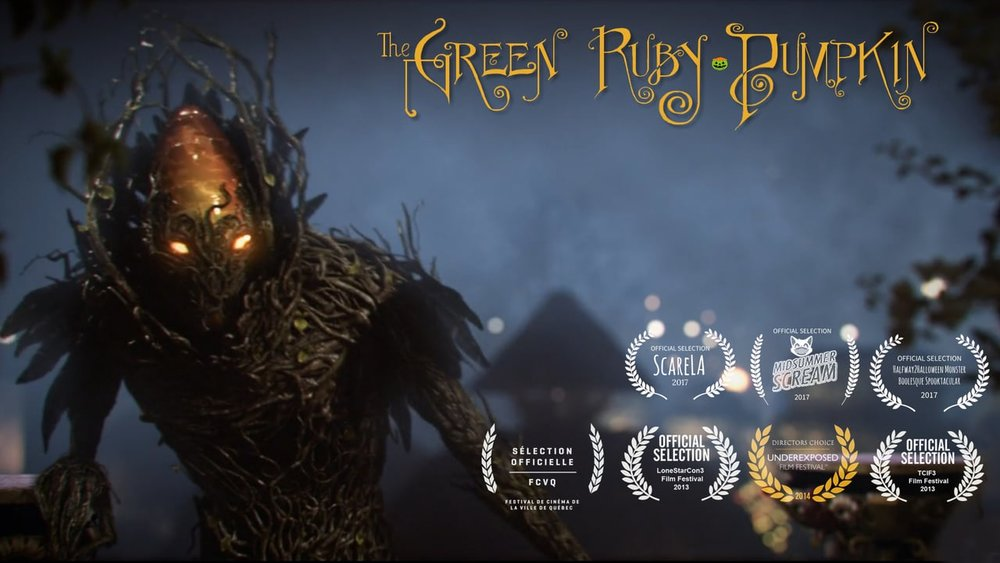 The Green Ruby Pumpkin - Short Film