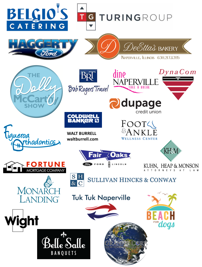 2017 Clash of the Sequins Sponsors