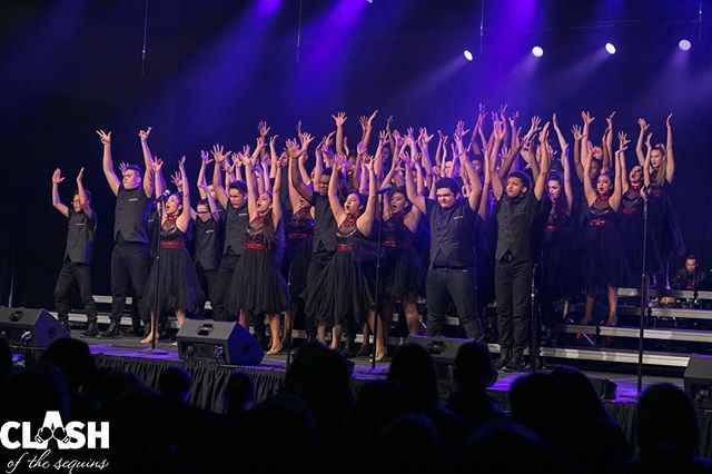 Eisenhower Express was an awesome last performance!! #theclashcomp