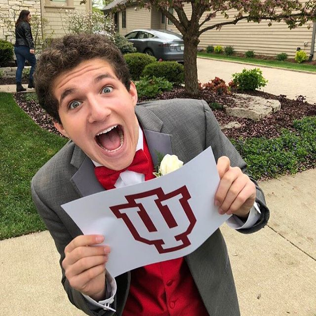 Meet our MCs!  Here we have Michael Winner. Michael is a freshman at Indiana University in Bloomington. He graduated in 2018 and is an alumni of Entourage. His favorite song to perform was Atom Bomb, the closer from his sophomore year. His favorite thing about Clash is the insane energy that everyone has.  We're so excited to have your amazing energy with us once again Michael!  #theclashcomp #showchoir #theclashcomp19