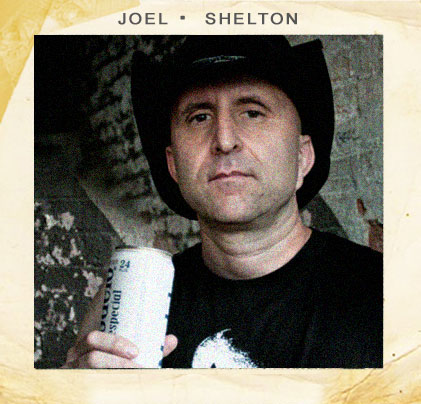 Joel Shelton  (Bass, BG Vocals)