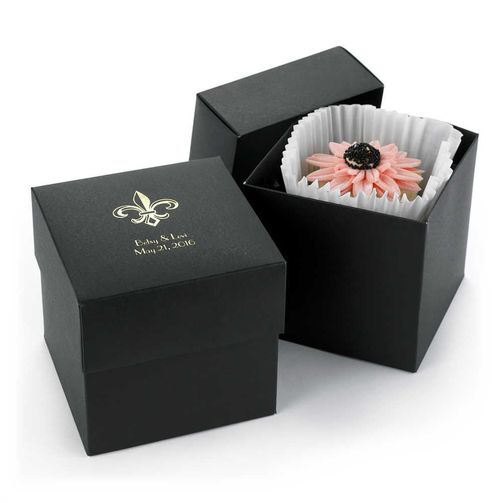Two-Piece Cupcake Box