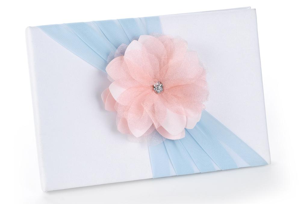 Pastel Guest Book