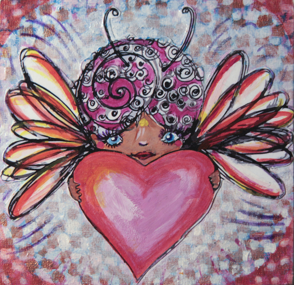 "Bumble Bee Love Fairy,  Original Painting by Machi     Normal   0           false   false   false     EN-US   X-NONE   X-NONE                                                                                                                                                                                                                                                                                                                                                                                                                                                                                                                                                                                                                                                                                                                                                                                                                                                          /* Style Definitions */  table.MsoNormalTable 	{mso-style-name:""Table Normal""; 	mso-tstyle-rowband-size:0; 	mso-tstyle-colband-size:0; 	mso-style-noshow:yes; 	mso-style-priority:99; 	mso-style-parent:""""; 	mso-padding-alt:0in 5.4pt 0in 5.4pt; 	mso-para-margin-top:0in; 	mso-para-margin-right:0in; 	mso-para-margin-bottom:8.0pt; 	mso-para-margin-left:0in; 	line-height:107%; 	mso-pagination:widow-orphan; 	font-size:11.0pt; 	font-family:""Calibri"",sans-serif; 	mso-ascii-font-family:Calibri; 	mso-ascii-theme-font:minor-latin; 	mso-hansi-font-family:Calibri; 	mso-hansi-theme-font:minor-latin;}"