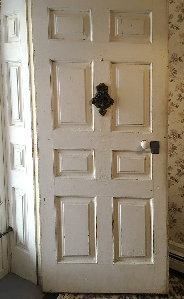 1765 Colonial in Modena, NY, Original Paneled Doors