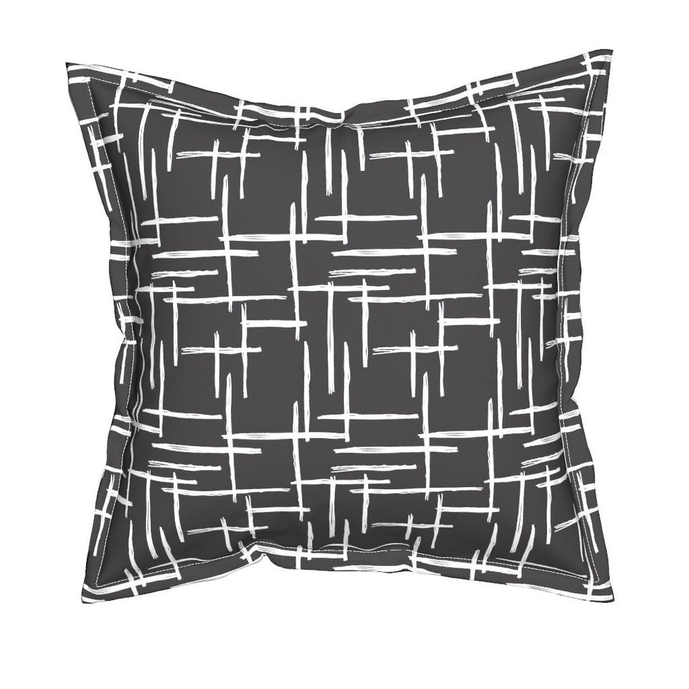 Decorative Abstract PIllow