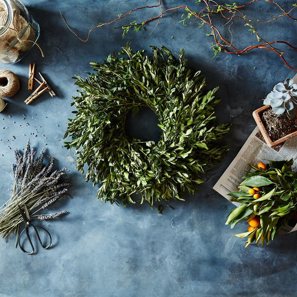 Boxwood Wreath
