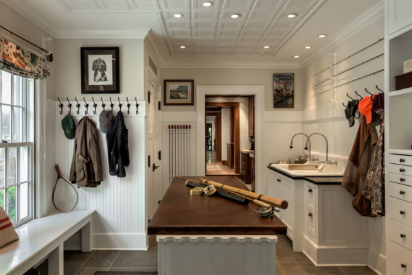 Sportsman's Mud Room