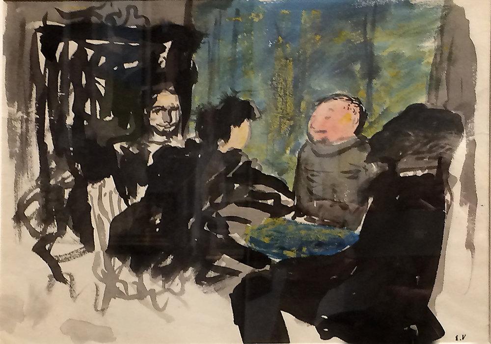 Edouard Vuillard, Jill Newhouse Gallery