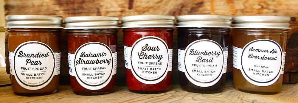 Mouth-Watering Fruit Spreads