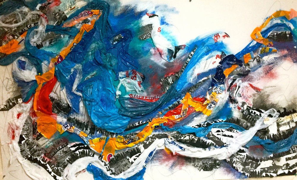 Susan Hoffman Fishman,  Rising Tides