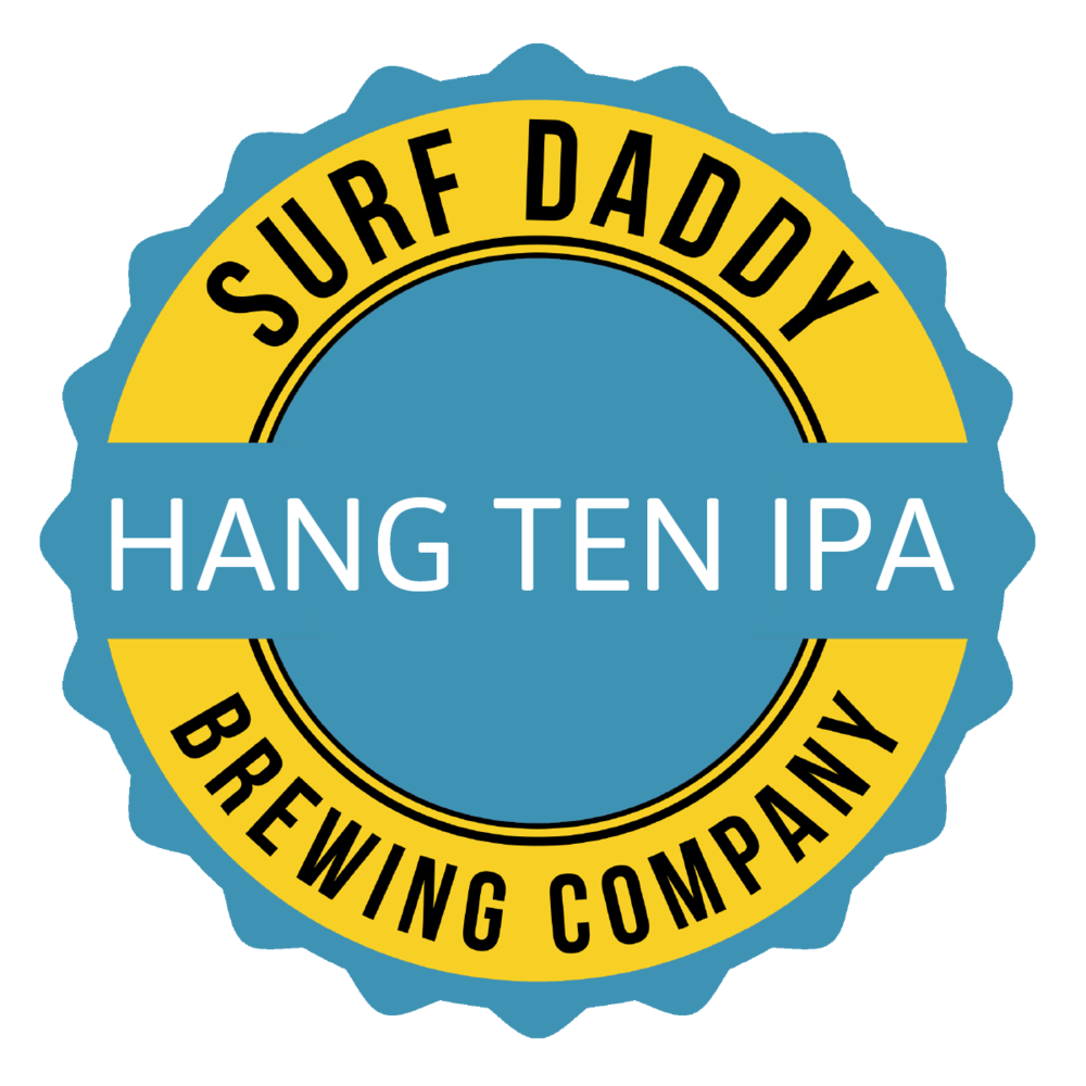 Surf Daddy Brewing Hand Ten IPA