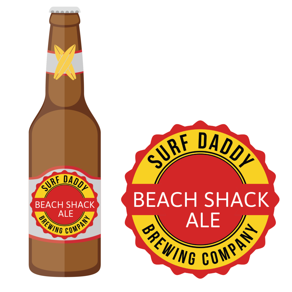 Surf Daddy Brewing Beach Shack Ale
