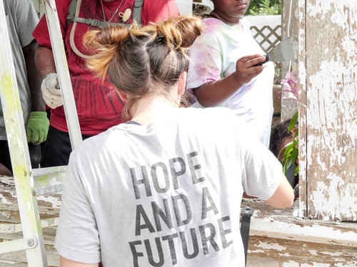 It beat my expectations for sure. I feel like I walked away with a greater understanding of missions. I feel like I walked away with a greater understanding of how to reach my friends, or reach my city, or reach my culture for Christ.   — Ron Bolden (Youth Pastor in Cleveland OH)